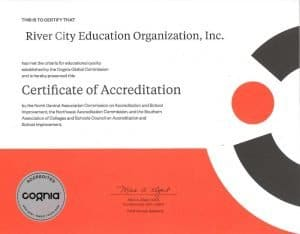 Systems Accreditation Certificate